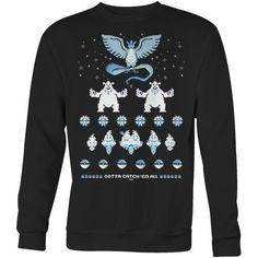 Pokemon Ugly Christmas Sweater