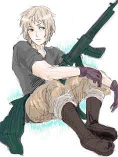 hetalia switzerland - Google Search