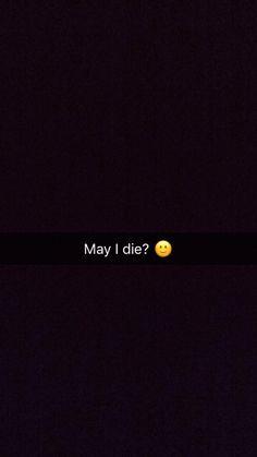 May I die? iPhone wallpaper sad