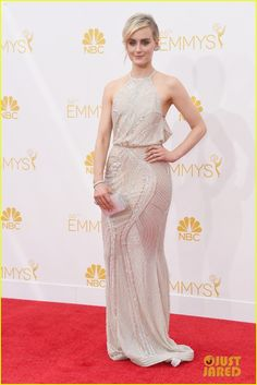Taylor Schilling - Emmy Awards 2014