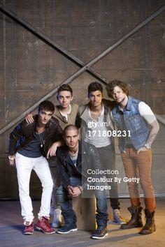 The Wanted - YRB Magazine |via fb