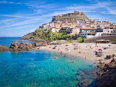 Castelsardo Sardinia - Ash and G's wedding May 2014