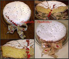 Βασιλόπιτα Παραδοσιακή Xmas Food, Christmas Baking, Christmas Time, Vasilopita Cake, The Kitchen Food Network, Eat Greek, Greek Sweets, New Year's Cake, Clean Eating Diet