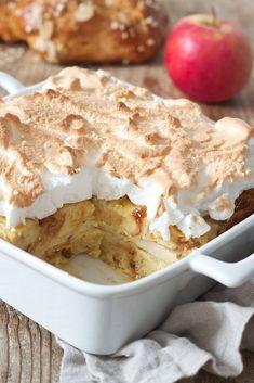 Scheiterhaufen Schneehaufen - New Site Healthy Dessert Recipes, Healthy Foods To Eat, Baking Recipes, Summer Desserts, Easy Desserts, Shrimp Recipes For Dinner, Holiday Recipes, Food And Drink, Sweets