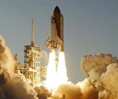 Space Shuttle Atlantis' mission launches from the Kennedy Space Center. The mission delivered a second starboard truss segment and associated energy systems to the ISS. Image number: Date: June 2007 Space Rocket, Kennedy Space Center, Space Program, Space Shuttle, Space Travel, Space Exploration, Marketing Plan, Science And Nature, Atlantis