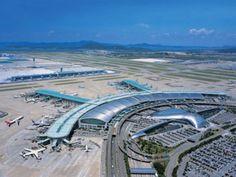 인천국제공항 (Incheon International Airport - ICN) in 인천광역시