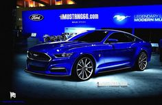 2015 Mustang GT First Look! - Page 5 - 2015+ S550 Mustang Forum (6th Generation Platform) - Mustang6G.com