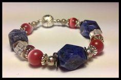 Armband Edelsteine Katzenauge Bracelet Jewelry