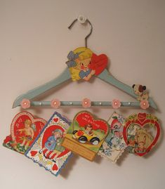 Creative Breathing: Pinterest Inspiration - adorable! Must do this to hang up a vintage doll quilt I have!