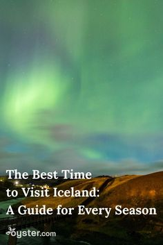 Iceland doesn't exactly have one perfect season to visit. While the island country is temperate in the summer and fairly cold in winter, the weather can be unpredictable. That being said, travelers deciding on the best time to go should consider what they're hoping to do and see.