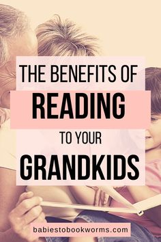 Wondering why grandparents should read to their grandkids? Learn why reading to grandkids is beneficial, and some fun ways to do it! Treasures Reading, Importance Of Reading, Read Aloud Books, Best Children Books, Mentor Texts, Readers Workshop, Mom Advice, Chapter Books, Kids Shows