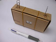 Homemade Pinhole Camera | homemade pinhole camera |  a cardboard box, a few rubber bands and creativity