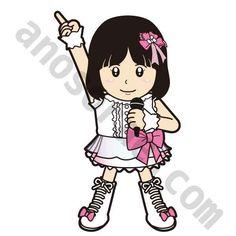 アイドル #cute #キュート #kawaii #かわいい #girl #girls #女の子 #女性 #イラスト #illust #illustration #art #manga #draw #drawing #artworks #doodle #graphic #creative   [イラスト制作] http://anosorae.com/