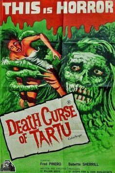 DEATH CURSE OF TARTU 1966