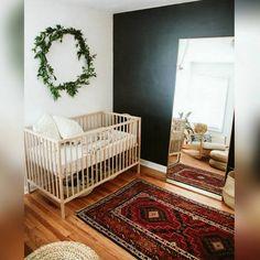 Richly Colored Nursery - Adorable Nursery Ideas from Instagram - Photos
