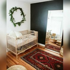 Richly Colored Nursery - Adorable Nursery Ideas from Instagram - Photos