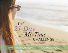 Do you struggle with self care and me time? Use the free 21 Day Me Time Challenge to make self care a habit and consistent practice in your daily life.