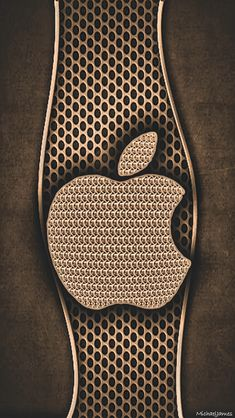 Download Brass Grate & Mesh Apple 640 x 1136 Wallpapers - 4502977 | mobile9