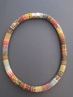 Solidbeads - Necklace beads crochet