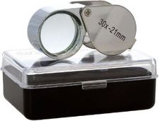 SE - Loupe - Doublet, Chrome Plated,...  Order at http://www.amazon.com/SE-Doublet-Chrome-Plated-MJ361830C/dp/B000PCCJYI/ref=zg_bs_12897011_5?tag=bestmacros-20