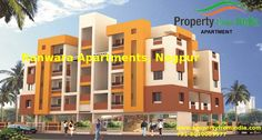 #Govindraj #Enclave, #Nagpur !!! #2BHK and #BHK #apartments at affordable cost.  http://www.propertyfromindia.com