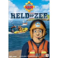 Brandweerman Sam - Held op zee (DVD)