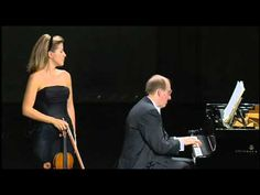 "Beethoven, Violin Sonata op.47 ""Kreutzer"", played by Anne Sophie Mutter"