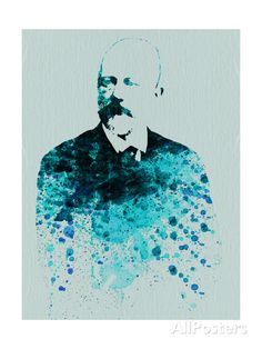 Tchaikovsky Watercolor Art Print at AllPosters.com
