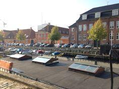 Frederiksholms Kanal, Copenhagen.