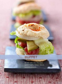 buffet  es-cuisine book collection 1