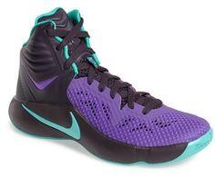 f7ddeac5a76 Nike  Zoom HyperFuse 2014  Basketball Shoe (Men)