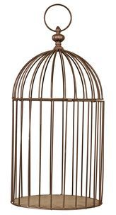 Decorative Bird Cage to protect plants from the cat 48 x 25 x 25 cm €9,99