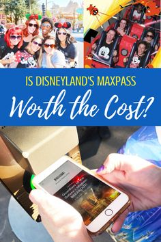 We tried MaxPass at Disneyland and answer the question: is it worth the cost? Here's the MaxPass tips and hacks you need to know if you are using the FastPass system in Disneyland Restaurants, Disneyland Vacation, Disneyland Tips, Disney Tips, Disney Vacations, Disney Ideas, Walt Disney World, Disney Land, Disney Travel