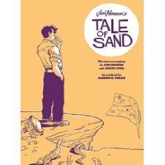"""American SW"": Henson, J.,  & Juhl, J. (2012). Tale of Sand (R. Perez, Illustator). Los Angeles, CA: Archaia Entertainment."