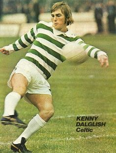 Kenny Dalglish of Celtic in Liverpool Players, Liverpool Fc, Sport English, Kenny Dalglish, Soccer Cards, Blackburn Rovers, Football Images, Celtic Fc, International Football