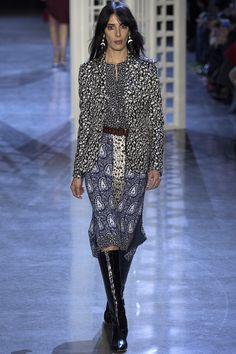 Altuzarra Fall 2016 Ready-to-Wear Fashion Show - Jamie Bochert