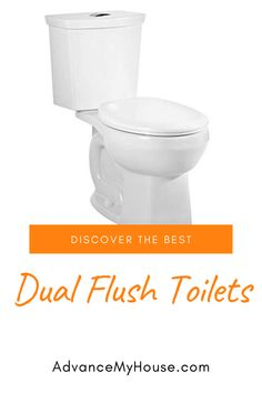 Replacing your old flushing systems with devices that have efficient features will significantly help not only the environment but save you money as well. Here are the best dual flush toilet in the market. New Toilet, Toilet Bowl, Tall Toilets, Liquid Waste, Cast Iron Bathtub, Low Water Pressure, Dual Flush Toilet, Water Conservation, Wood Bridge