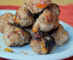 Sweet and savory paleo meatballs that are easy, delicious, and perfect to grab when you are rushing out the door in the morning.