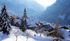 Chatel resort - ski stay in France : Portes du Soleil
