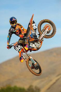 Ken Roczen *My other favorite SuperCross Rider