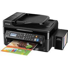Impressora Multifuncional Epson Tanque de Tinta L565 Wi-Fi