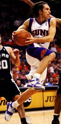 45253a9dd31 Steve Nash Basketball Leagues
