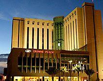 Hotel Crowne Plaza Torreón Centro de Convenciones - Torreón, Coahuila - A sólo 7 min del aeropuerto y a 10 min de restaurantes, cines y teatros.