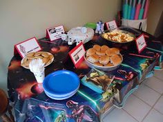 Domesticated Nomad: Star Wars Party: Episode 2