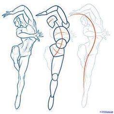 dynamic drawings of dance - Bing Images