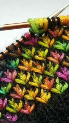 Secrets Of Drawing Most Realistic Pencil Portraits - Knit Bud Stitch Free Knitting Pattern Secrets Of Drawing Realistic Pencil Portraits - Discover The Secrets Of Drawing Realistic Pencil Portraits Free Knitting Pattern for Easy Treetops Baby Blanket - St Knitting Stiches, Knitting Charts, Loom Knitting, Free Knitting, Crochet Stitches, Baby Knitting, Knitting Patterns, Crochet Patterns, Crochet Yarn