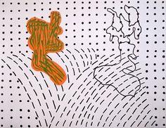 Jonathan Lasker - Perspect Meadows