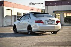 Photo 2 Toyota Camry Custom Wheels Giovanna Mecca 20x8 5 Et Tire Size