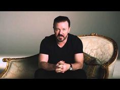 Ricky Gervais Introduces Australia to Netflix for Optus | AgencySpy