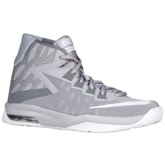 Nike Air Devosion - Boys  Grade SchoolEverything you need in a basketball  shoe.Visible Air-Sole unit for lightweight impact cushioning. 95d4e4b99